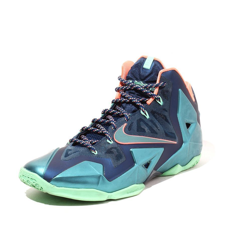 Nike Size 10.5 Lebron 11 Basketball Sneakers