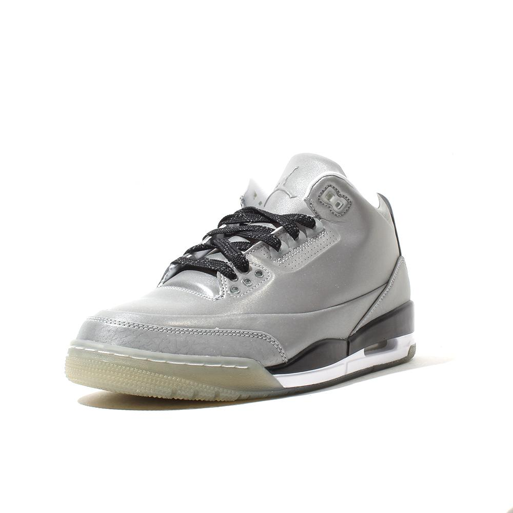 Air Jordan 3 5lab3 ' Reflective Silver ' Size 8 Sneakers