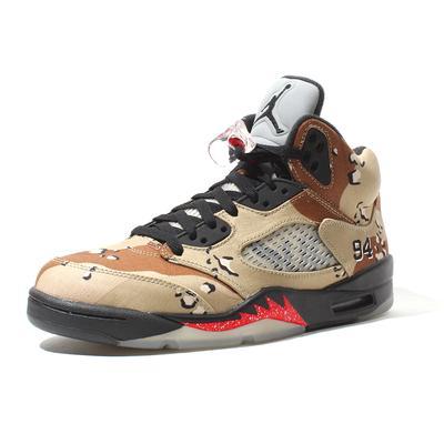 Air Jordan Supreme Desert Camo Size 8.5 Sneakers