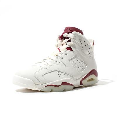 Jordan Retro 6 Maroon Size 8.5 Sneakers