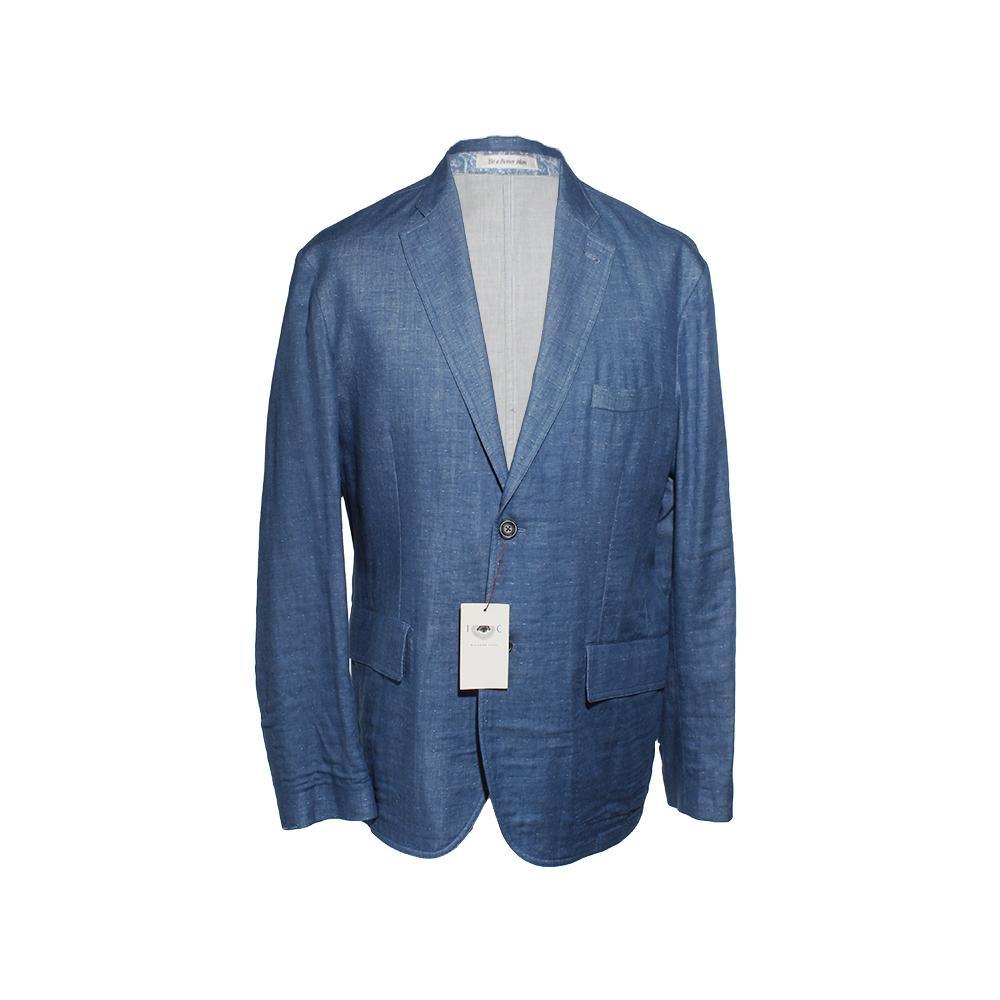 Blue Richard Choi Size 42 Sport Coat