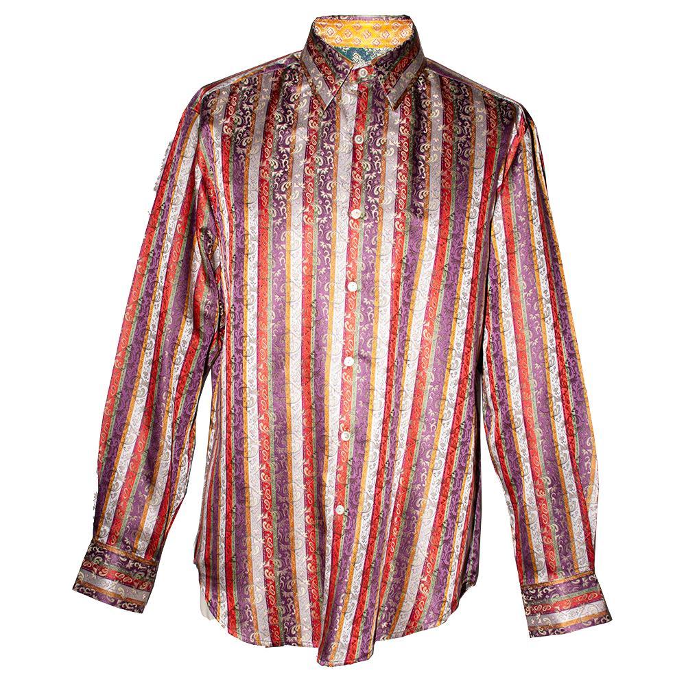 Robert Graham Long Sleeve Size Medium Shirt