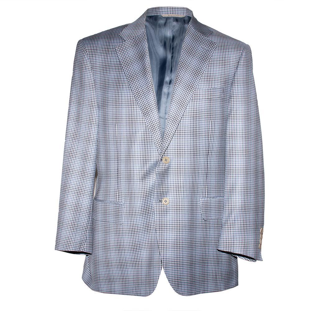 Canali Size 40 Sport Coat