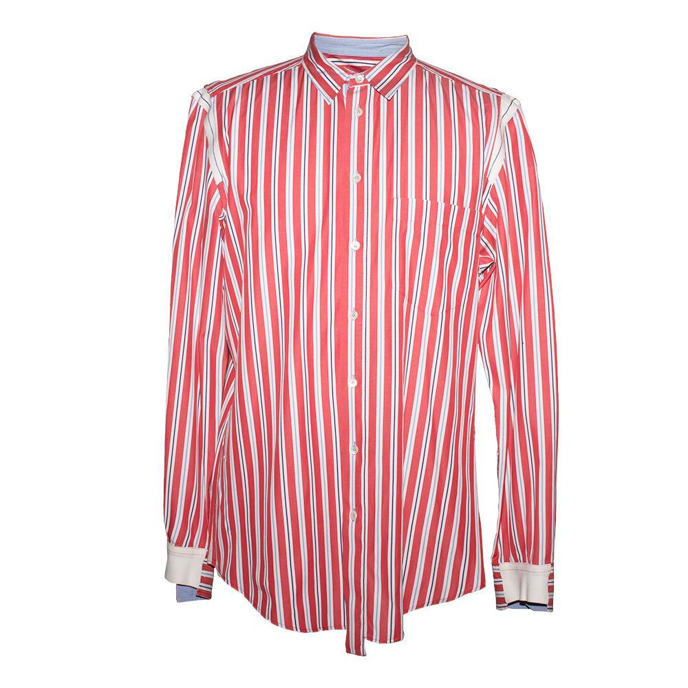 Dolce & Gabbana Size Large Striped Long Sleeve