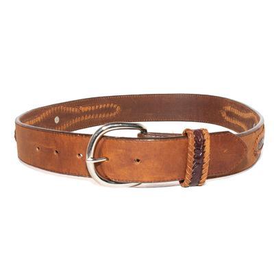 Tony Lama Size 32 Brown Belt