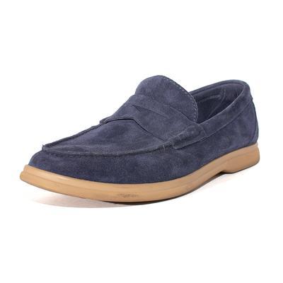 Brunello Cucinelli Size 9 Suede Loafers