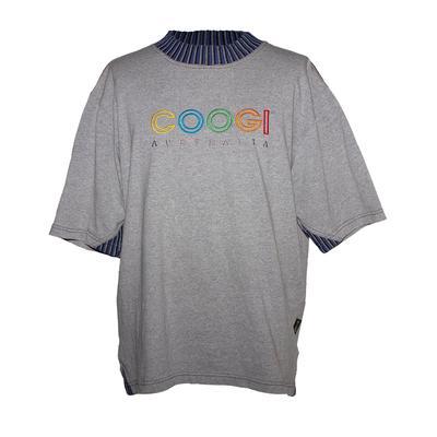 Coogi Size L Australia Short Sleeve Shirt