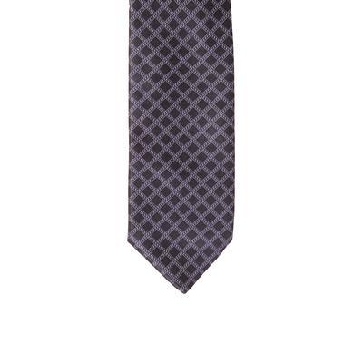 Stefano Ricci Geometric Print Tie