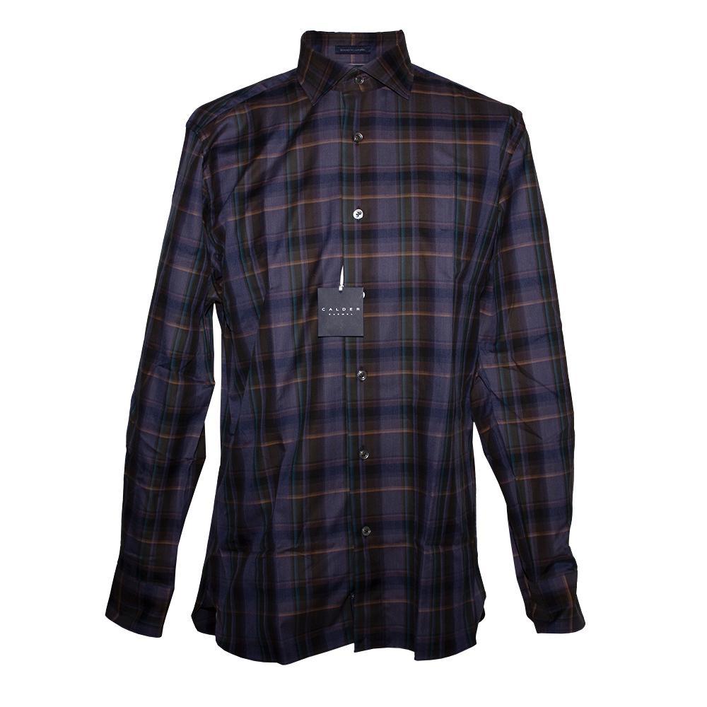 Calder Carmel Size M Long Sleeve Shirt