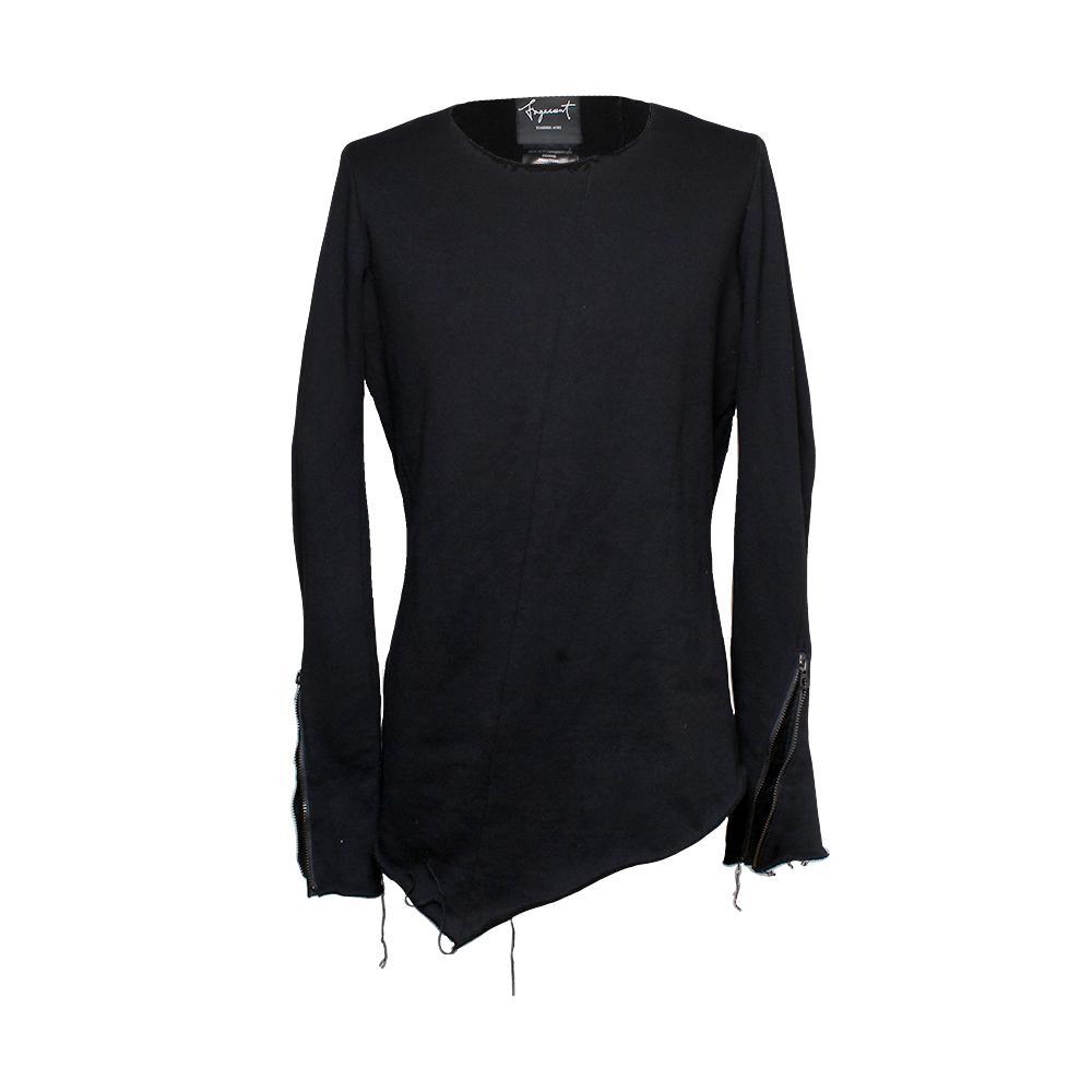 Fagassent Black Size Medium Sweater