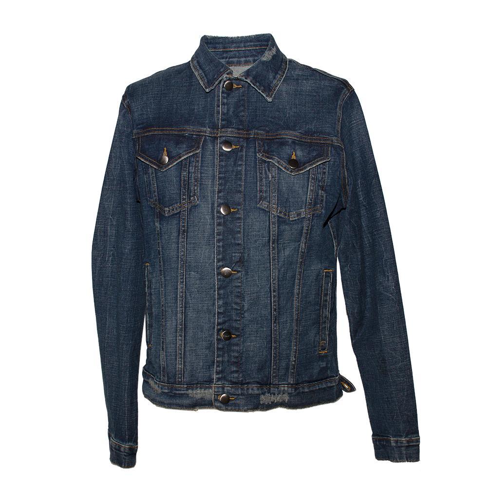 Frame Size Medium Blue Denim Jacket