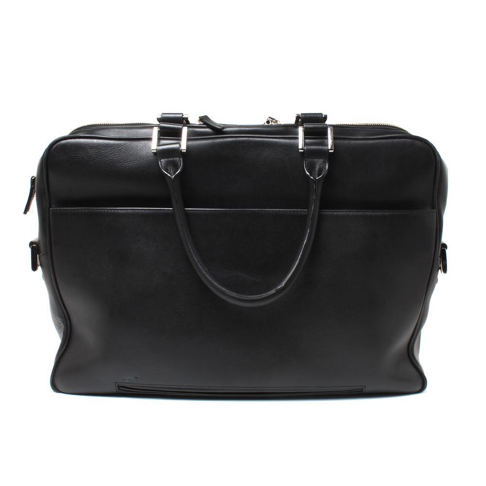 Want Les Essentiels Leather Briefcase