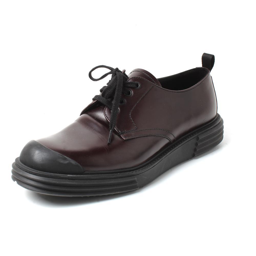 Prada Size 7.5 Leather Shoes