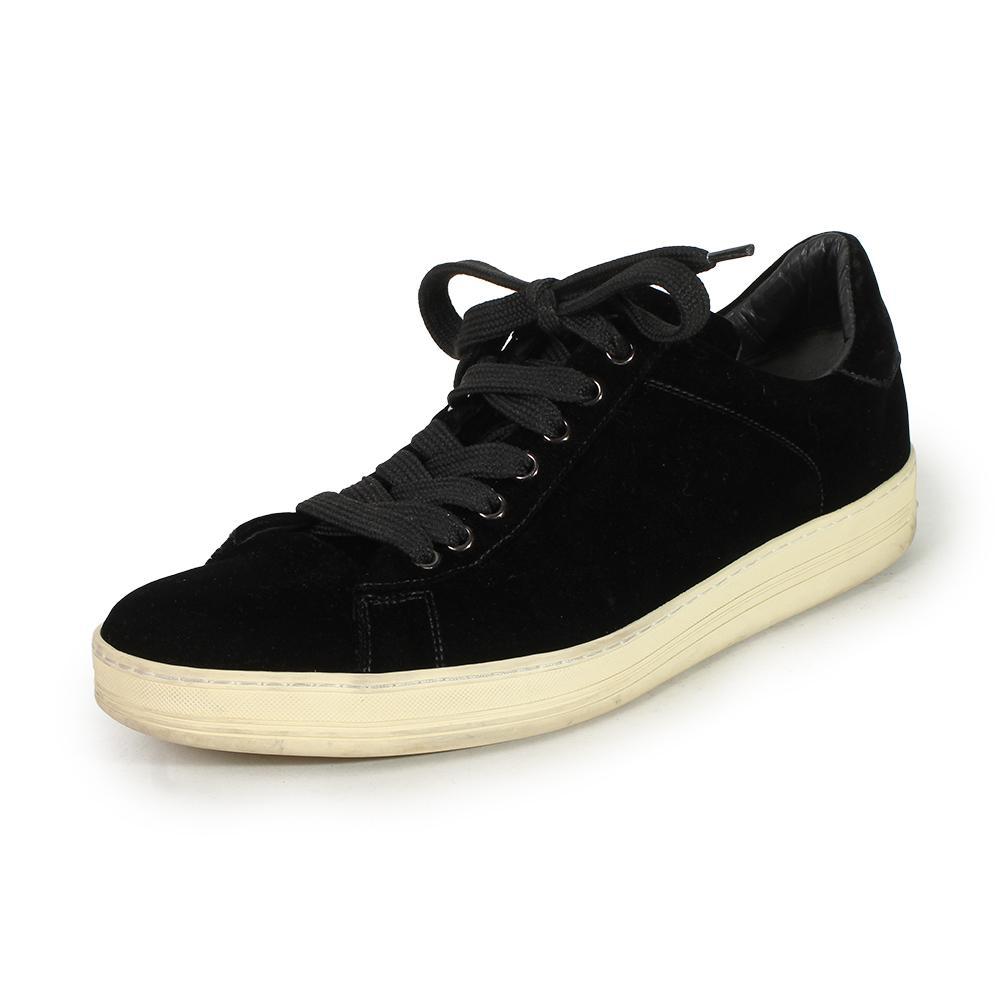 Tom Ford Size 9 Velvet Sneakers