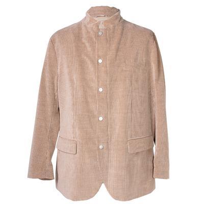Eleventy Size Large Tan Corduroy Jacket