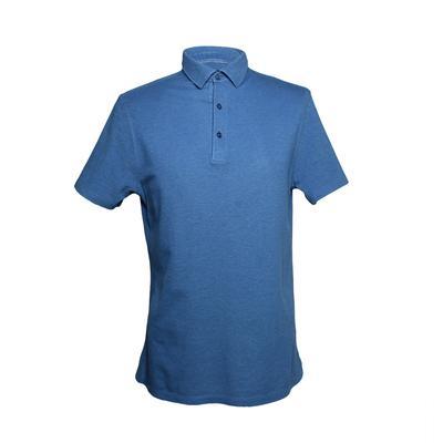 Ermenegildo Zegna Size Small Blue Polo