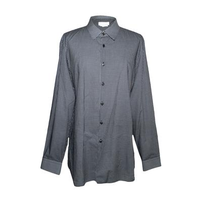 Prada Size 46 Long Sleeve Button Up
