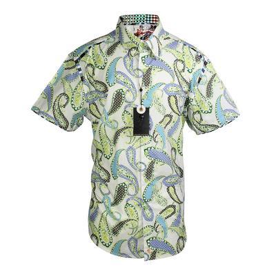 Robert Graham Size 2XL Edition 'The Prism' Shirt