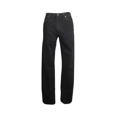 Gucci Size 32 Black Jeans