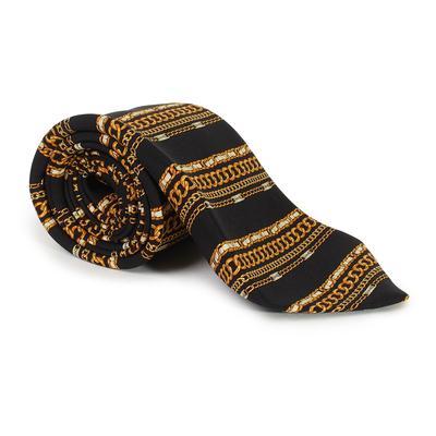 Chanel Gold Chain Tie