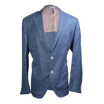 Belvest Size 46 Wool Sport Coat