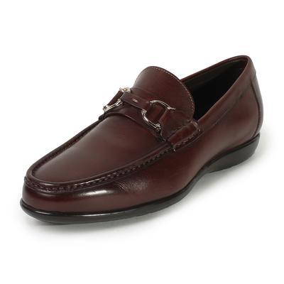 Santoni Size 9.5 Nevada Loafer