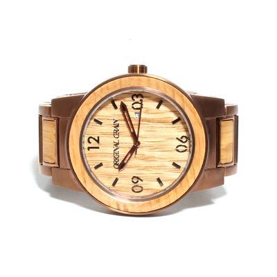 Original Grain Barrel Whisky Expresso Watch