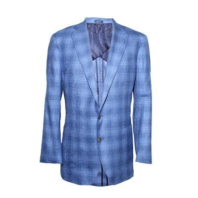 Peter Millar Size 42 Blue Sport Coat
