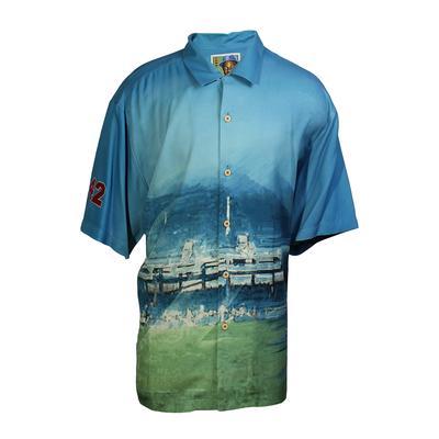 Tommy Bahama Size XL 2014 Limited Edition Jackie Robinson Shirt
