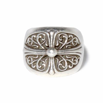 Chrome Hearts Oversized Ring Size 12