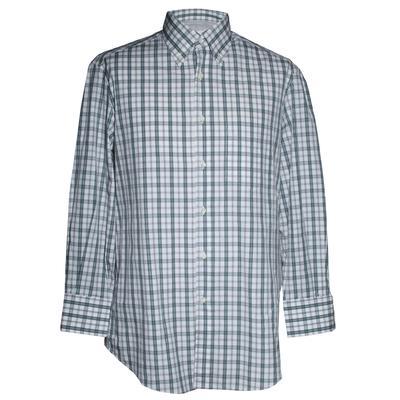 Brunello Cucinelli Size Medium Long Sleeve Shirt