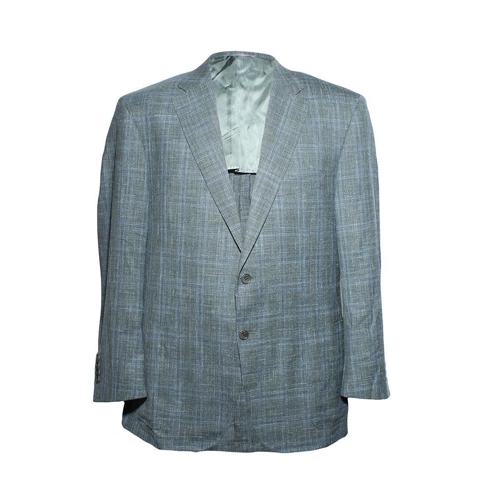 Canali Size 44 Current Sport Coat