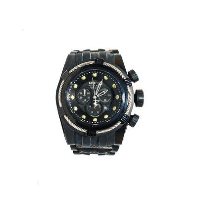 Invicta Black Watch