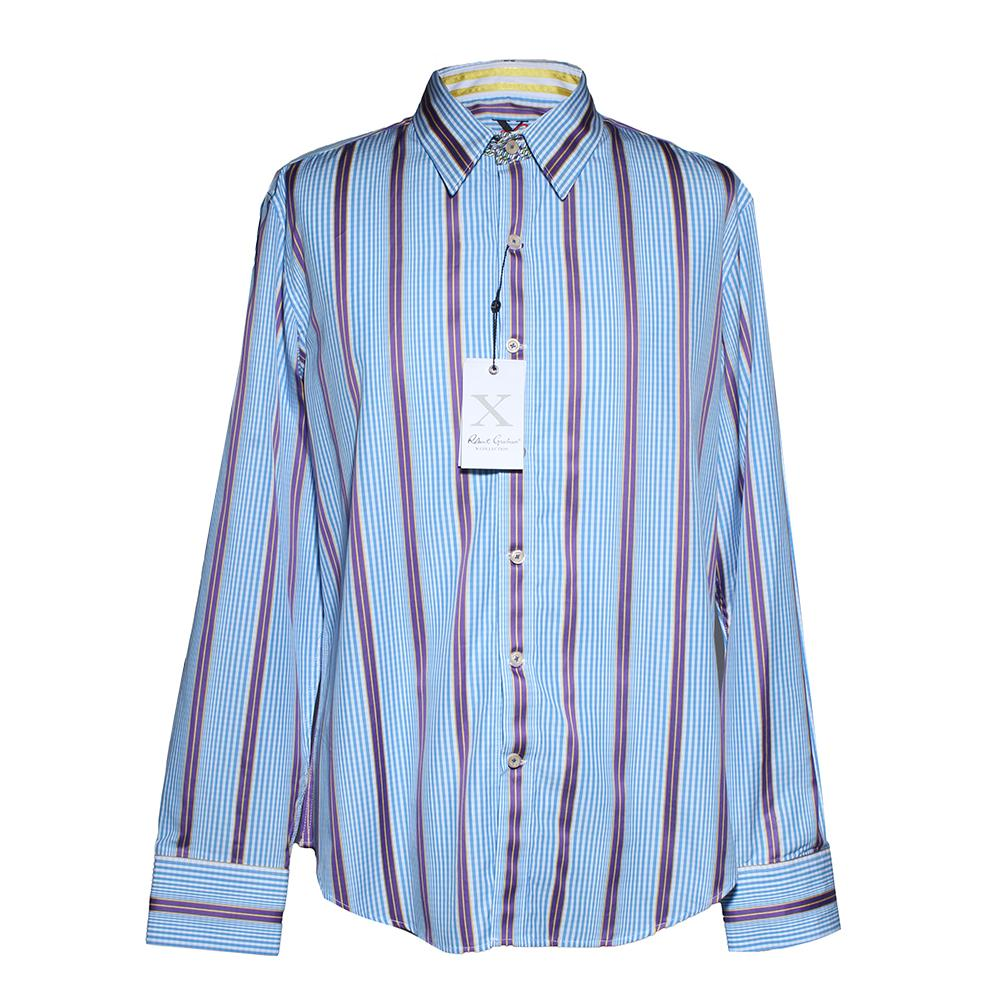 Robert Graham Size Large Long Sleeve Shirt