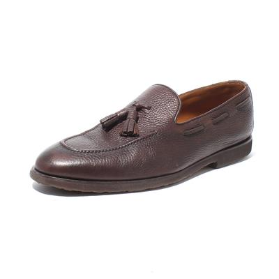 Brunello Cucinelli Size 42 Brown Tassel Loafers