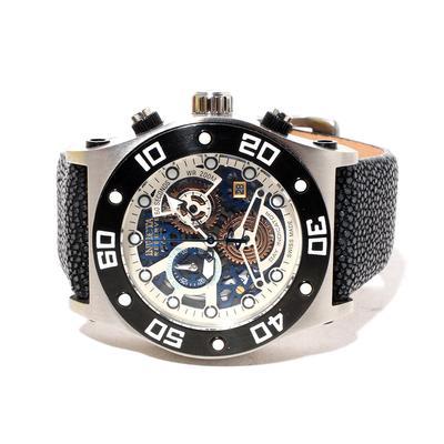 Invicta Reserve Speedway Stingray Strap Watch