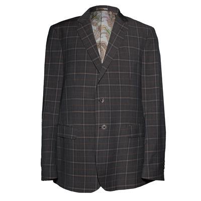 Etro Size 54/42 Sport Coat