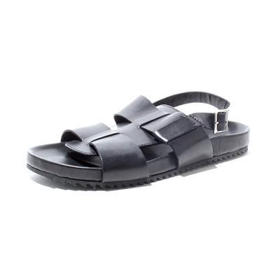 Grenson Size 10 Black Sandal
