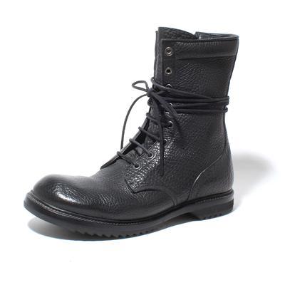 Rick Owens Size 41 Black Boots