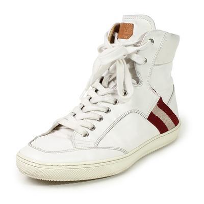 Bally Size 8.5 Olandi High-Top Sneakers