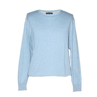Paul + Shark Size Large Blue Sweater