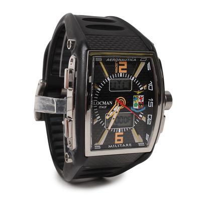 Locman Aeronautica Militare Limited Edition Watch (326/1000)