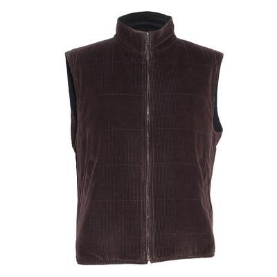 Ermenegildo Zegna Size Large Reversible Vest