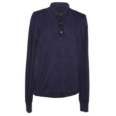 Stefano Ricci Size XXL Long Sleeve Sweater