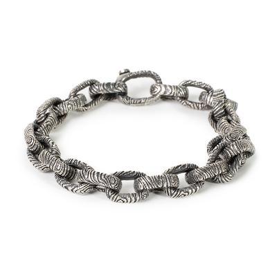David Yurman Ironwood Link Bracelet