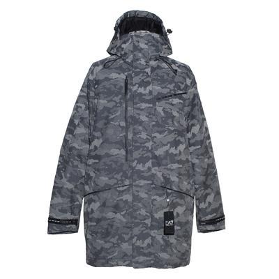 Emporio Armani Size XL Camo Coat