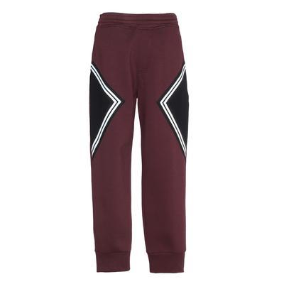 Neil Barrett Size Medium Burgundy Pants