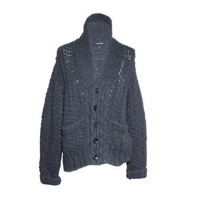 Tom Ford Size Medium Grey Sweater