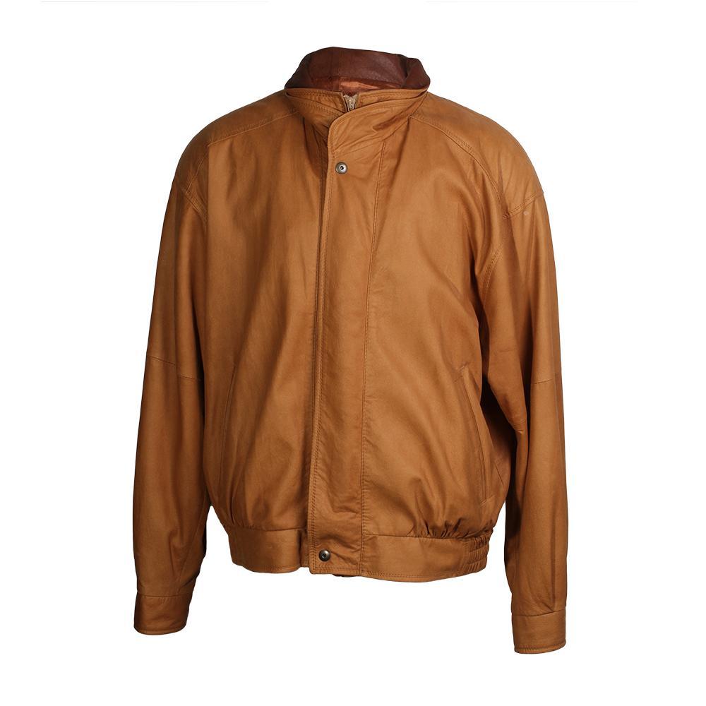 Remy Size 42 Leather Jacket