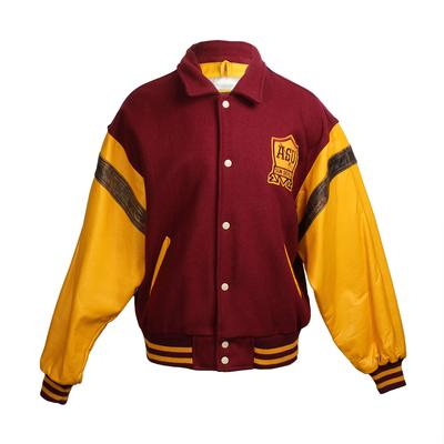Cooper Collegiate Size Large ASU Sun Devils Varsity Jacket